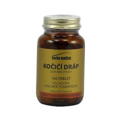 Herba Medica Kočičí dráp 100 tablet, 50 g