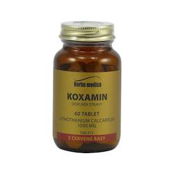 Herba Medica Koxamin 62,22 g, 60 ks (tablet)