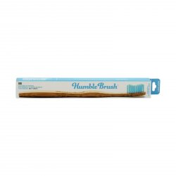 Humble Brush Kartáček na zuby Soft 19 cm modrý