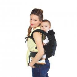 Je Porte Mon Bébé Dětské nosítko PhysioCarrier 1 ks, Black