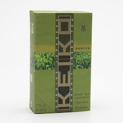 Klasek Tea Zelený čaj Bancha, bio 50 g