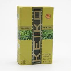 Keiko Zelený čaj Kabusecha Genmaicha 50 g