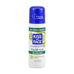Kiss My Face Corp. Deo kulička, okurka zelený čaj 88 ml