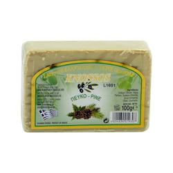 Knossos Mýdlo tuhé olivové, borovice 100 g