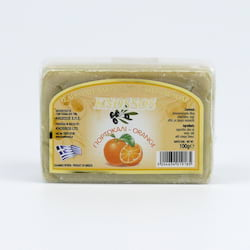 Knossos Mýdlo tuhé olivové, pomeranč 100 g