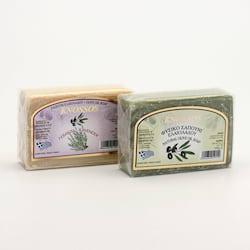 Knossos Mýdlo tuhé olivové, zelené 100 g