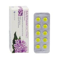 TML Kozlík lékařský 50 tablet