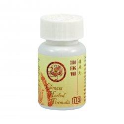 Lanzhou Pharmaceutical TCM formule 113 Xiao Feng Wan 192-200 kuliček, 33 g