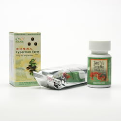 Lanzhou Pharmaceutical TCM formule 163 Shou Wu Wan 192-200 kuliček, 33 g