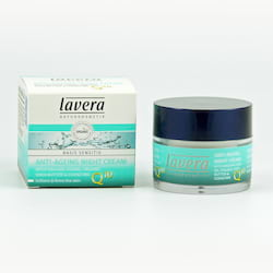 Lavera Krém noční Q10, Basis Sensitive 50 ml