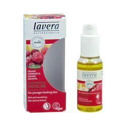 Lavera Pleťový olej regenerující 45+ Bio Brusinka & Arganový olej, Faces 30 ml