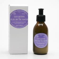 Les Fleurs de Bach Čisticí mléko s Bachovými květy, anti-stress 150 ml