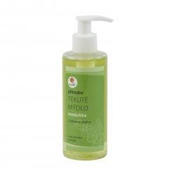 Libebit Tekuté mýdlo s babassu olejem meduňka 200 ml