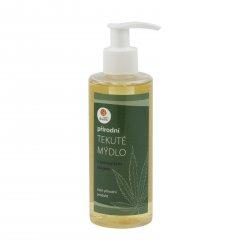 Libebit Tekuté mýdlo s konopným olejem 200 ml