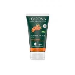 Logona Maska na vlasy Regenerace & Péče Bio Rakytník 150 ml