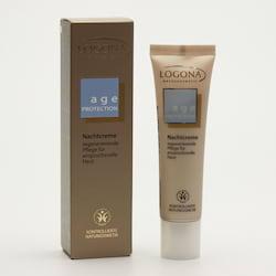 Logona Noční krém, Age Protection 30 ml