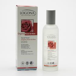 Logona Pleťové tonikum, Bio Růže 100 ml