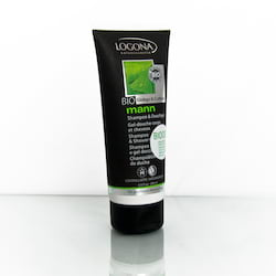 Logona Šampon a sprchový gel, Mann 200 ml