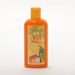 Logona Sprchový gel a šampon, Kids 200 ml