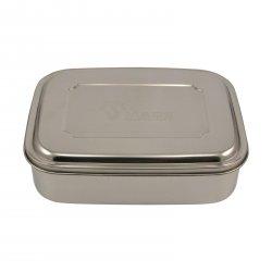 Made Sustained Trojdílný nerezový box, velký 1 ks, 23 cm x 17,2 cm x 7 cm