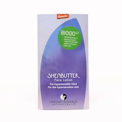 Martina Gebhardt Pleťové mléko bambucké máslo, Sheabutter 2 ml