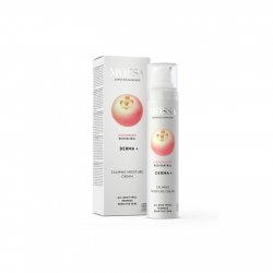 MOSSA Zklidňující hydratační krém, Derma+ 50 ml