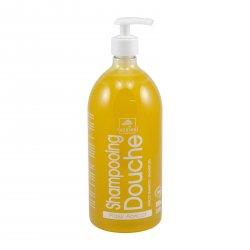 Naturado Sprchový šampon XXL meruňka 1 l