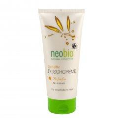 Neobio Sprchový krém Sensitiv 200 ml