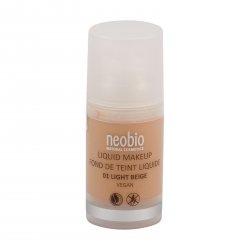 Neobio Tekutý make-up 01 Light Beige 30 ml