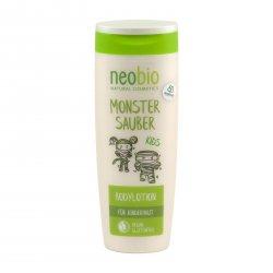 Neobio Tělové mléko, Kids 250 ml