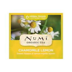 Numi Bylinný čaj Chamomile Lemon 100 ks, 170 g