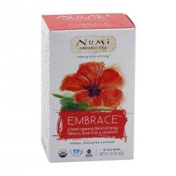 Numi Bylinný čaj Embrace 16 ks, 40 g