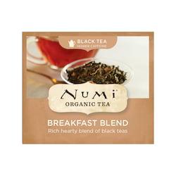 Numi Organic Tea Černý čaj Breakfast Blend 2,2 g, 1 ks