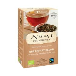 Numi Organic Tea Černý čaj Breakfast Blend  39,6 g, 18 ks