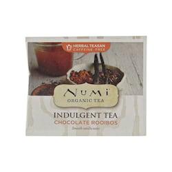 Numi Čokoládový čaj Rooibos, Indulgent Tea 1 ks, 3,3 g