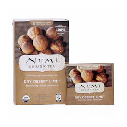 Numi Organic Tea Dry Desert Lime 39,6 g, 18 ks