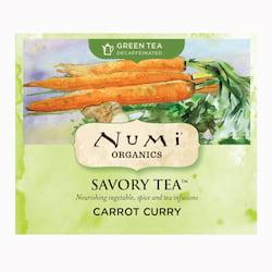 Numi Kořeněný čaj Carrot Curry, Savory Tea 1 ks, 4,5 g