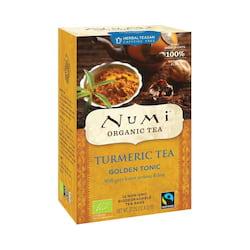 Numi Kořeněný čaj Golden Tonic, Turmeric Tea 12 ks, 37,2 g