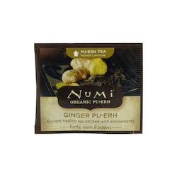 Numi Organic Tea Puerh Ginger Pu-erh 2,1 g, 1 ks
