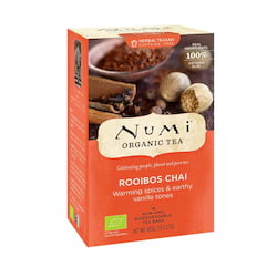 Numi Rooibos Chai 48,6 g, 18 ks
