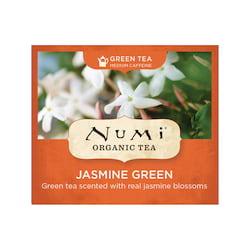 Numi Organic Tea Zelený čaj Jasmine Green 2 g, 1 ks