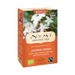 Numi Organic Tea Zelený čaj Jasmine Green 36 g, 18 ks