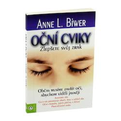 Oční cviky, Anne L. Biwer 184 stran