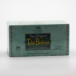 Organic India Čaj Tulsi Brahmi, porcovaný 43,5 g, 25 ks