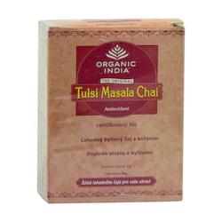 Organic India Čaj Tulsi Chai Masala, sypaný 50 g