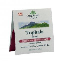 Organic India Triphala, kapsle 4 ks