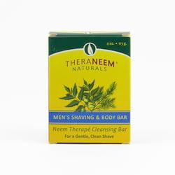 Organix South Nimbové mýdlo pánské na holení a čištění pleti 113 g
