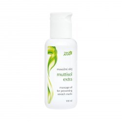 Original ATOK Masážní olej Muttisol Extra 100 ml