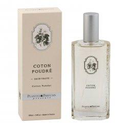 Plantes et Parfums Toaletní voda Coton Poudré 100 ml