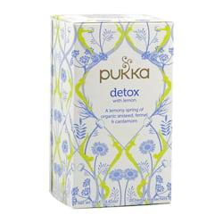 Pukka Čaj ayurvédský Detox with Lemon 20 ks, 40 g